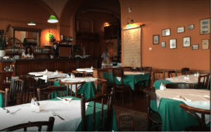 Dining in Budapest 8