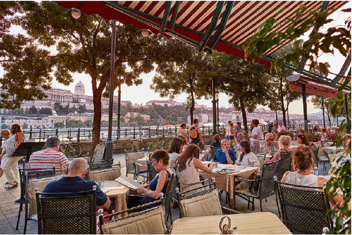 Dining in Budapest 1
