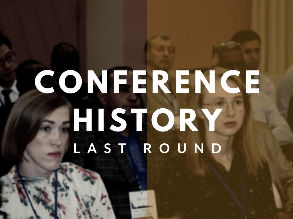 Conference history